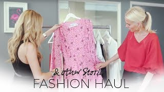 Download & Other Stories July Wardrobe Haul & Try On Video