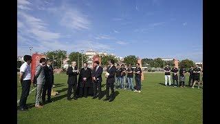 Download Ministro e Secretário de Estado visitam Estádio Universitário Video