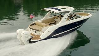 Download Overview: 2019 Sea Ray SLX 310 Outboard Sport Boat Video