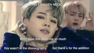 Download BTS's Blood, Sweat, And Tears - What You Didn't Notice/Fangirl Version (Requested) Video