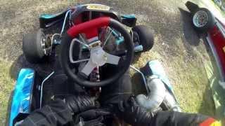 Download Honda CR 500 GoKart Hillclimb. Video