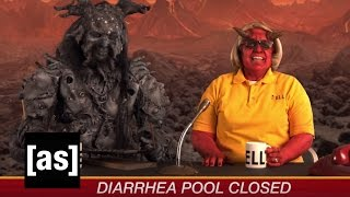 Download Announcements From Hell 3 | Your Pretty Face Is Going To Hell | Adult Swim Video