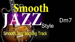 Download Smooth Jazz (2-5-1-6 in C) Guitar Bass Backing Track Bpm 85 Highest Quality Video