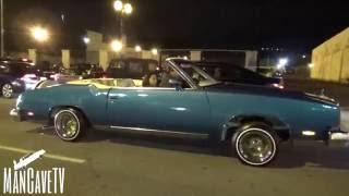 Download Hollywood Blvd Lowrider Cruise Night Walk of Stars Video
