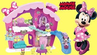 Download Minnie Mouse Plays Dress Up at the Birthday Party Gala Video