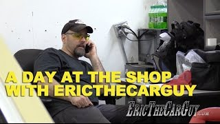 Download A Day At The Shop With EricTheCarGuy Video