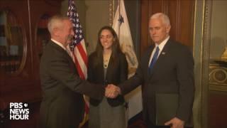 Download Watch Gen. James Mattis be sworn in as secretary of defense Video