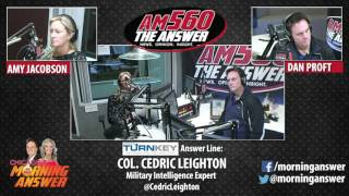 Download Chicago's Morning Answer - Col. Cedric Leighton - December 9, 2016 Video