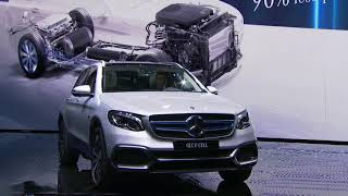 Download Mercedes-Benz GLC F-CELL Präsentation auf der IAA 2017 Video