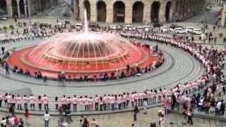 Download Rueda in Piazza De Ferrari - Genova 2013 Video