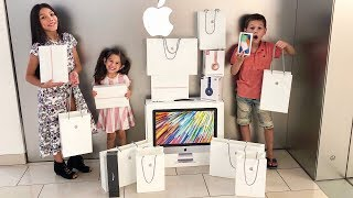 Download NO BUDGET AT THE APPLE STORE | Familia Diamond Video