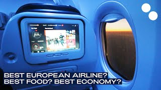 Download TURKISH AIRLINES B737-800 NEW ECONOMY LUXEMBOURG - ISTANBUL Video