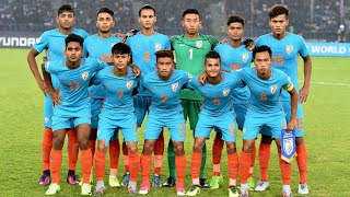 Download Indian U17 Boys' Skill against USA in FIFA World Cup Video
