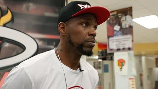 Download Haslem says LeBron visited with him, Wade in Miami before NBA Finals Video
