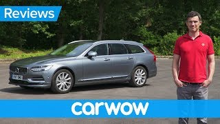 Download Volvo V90 Estate 2018 in-depth review | carwow Reviews Video