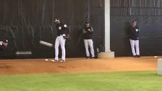 Download Yankees' Domingo Acevedo throws in bullpen Video
