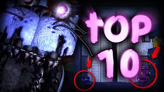 Download Top 10 Things You Missed In The FNAF 4 Trailer! || FNAF 4: The Final Chapter Video
