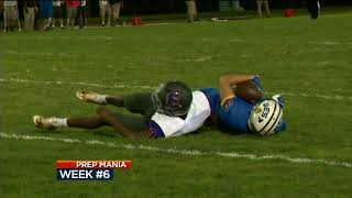 Download East vs. West football Video