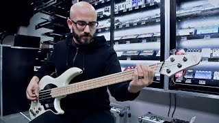 Download Periphery - Prayer Position (Bass Playthrough) Video