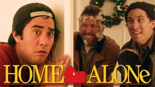 Download A Magician Home Alone - Zach King Short Film Video