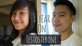 Download Trans pinoy FTM - 1 YEAR ON T!!! Video