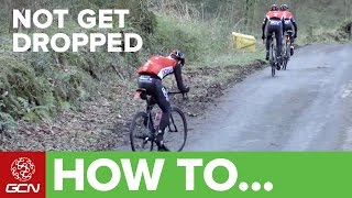 Download How To Not Get Dropped   GCN's Road Cycling Tips Video