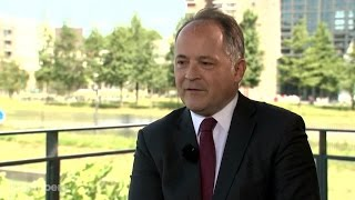 Download ECB's Benoit Coeure on Inflation, Tapering, and Banks Video