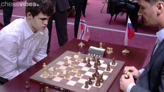 Download Carlsen-Morozevich, World Blitz Championship 2012 Video