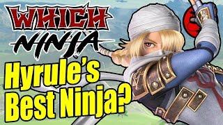 Download Legend of Zelda's Greatest Shinobi, Sheik! - Which Ninja Video