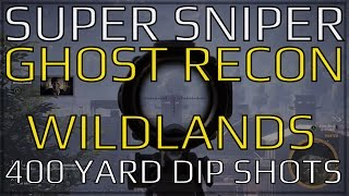 Download Ghost Recon - WILDLANDS 400 yard + Super Dip sniper shots Video