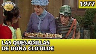 Download El Chavo | Las quesadillas de Doña Clotilde (Completo) Video