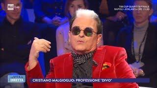 Download Cristiano Malgioglio: ″Tuo marito″ è Channing Tatum - La Vita in Diretta 02/01/2018 Video