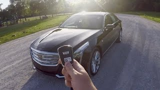 Download What It's Like To Drive The '16 Cadillac CT6 | POV Drive Video