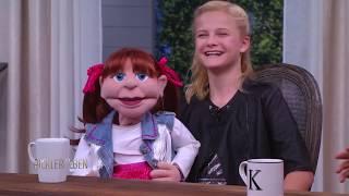 Download AGT Winner Darci Lynne Farmer Performs with Her Puppet Pal - Pickler & Ben Video