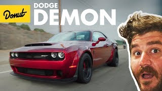 Download Dodge Demon - Everything You Need To Know | Up to Speed | Donut Media Video