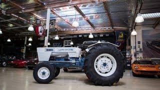 Download 1968-69 Lamborghini R485 Tractor - Jay Leno's Garage Video