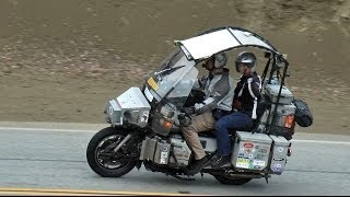 Download Touring the World on a Moto Guzzi Spada Video