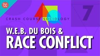 Download Du Bois & Race Conflict: Crash Course Sociology #7 Video