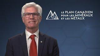 Download Le ministre Carr sur le Plan canadien pour les minéraux et les métaux (PCMM) Video