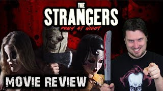 Download The Strangers: Prey At Night (2018) - Movie Review Video