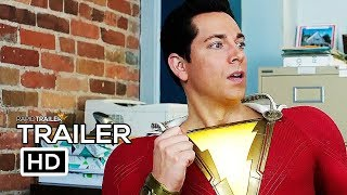 Download SHAZAM! Trailer #2 NEW (2019) Superhero Movie HD Video