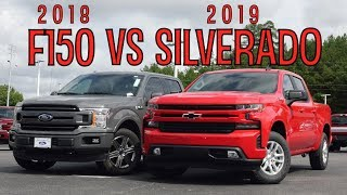 Download 2019 Silverado vs 2018 F150 - **A Ford Owners Perspective! Video