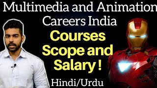 Download Multimedia and Animation Career India | VFX | Avengers Infinity War | Hindi | Animation Movies Video