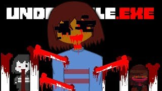 Download Undertale.EXE ... There Is No Hiding From Chara Video
