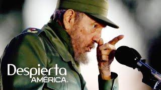 Download El enfrentamiento entre Fidel Castro y la periodista de Univision, Bernadette Pardo Video