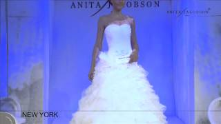 Download Anita Jakobson : Défilé robes de mariée 2013 Video