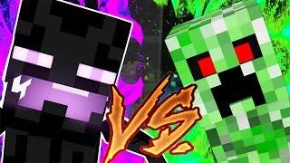 Download HILARIOUS RAGE QUIT INDUCING GAME! - Minecraft MONSTERS INDUSTRIES - 2VS2 MONEY WARS SHOWDOWN Video