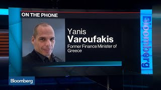 Download Varoufakis Says Italy Is `Quasi-Corrupt, Quasi-Inefficient' Video