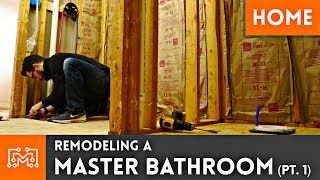 Download Remodeling a Master Bathroom | Part 1 Video