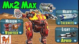 Download War Robots Mk2 Maxed Viewer Requests Spectre & Golem Gameplay Video